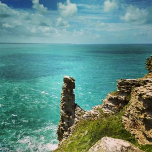 Cornwall, Tintagel Castle